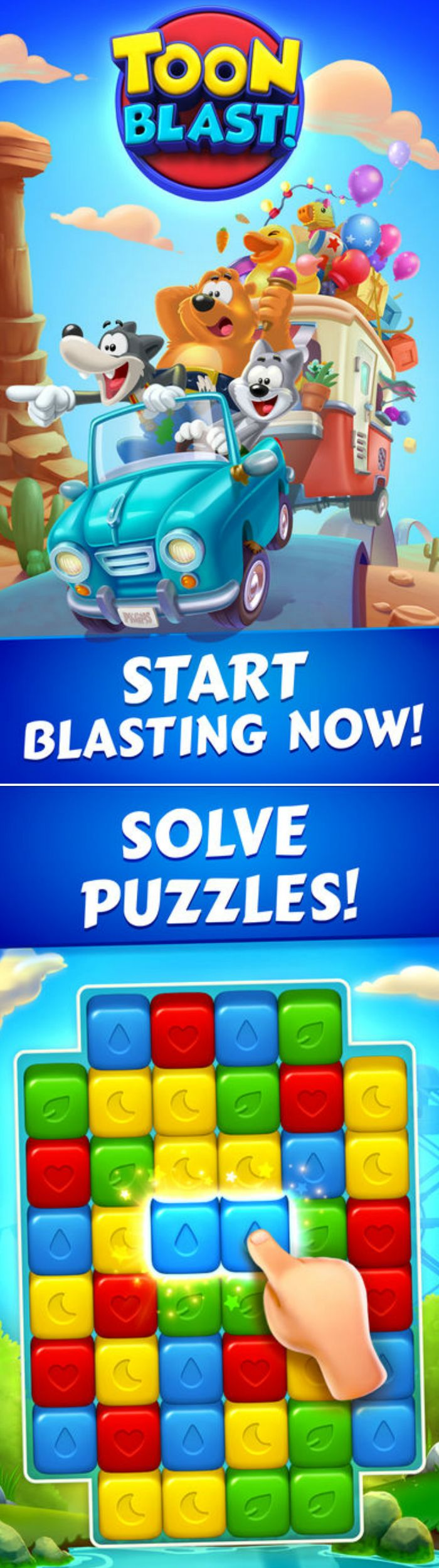 Game Review: Toon Blast