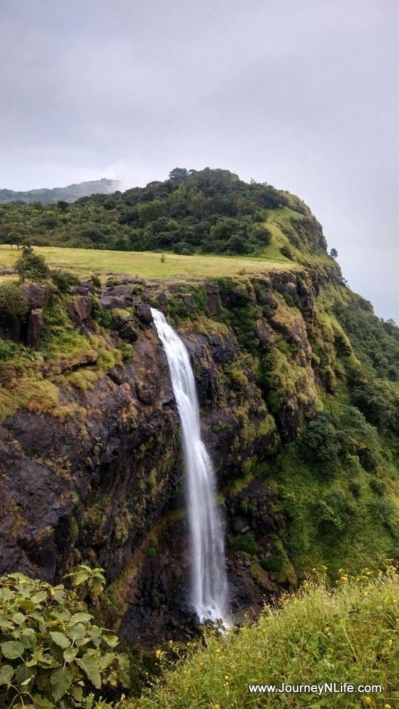 Post Monsoon Road Trip to Madhe Ghat Waterfall