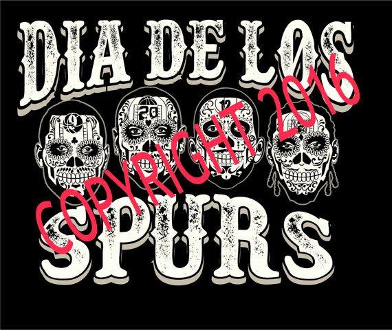 San Antonio Spurs  Dia De Los Spurs