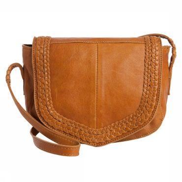 Sac Pcmonica Leather Crossbody