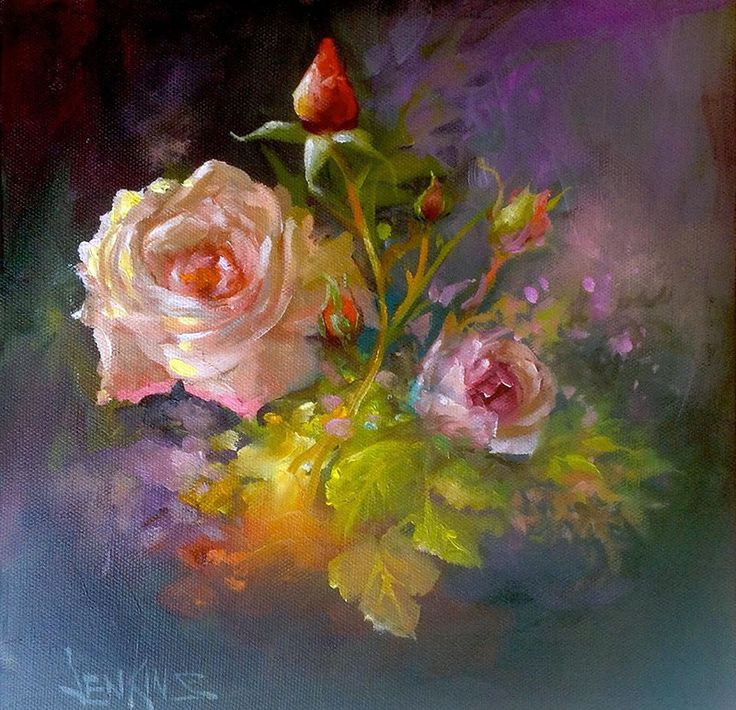 Beauty Of Oil Painting With Gary And Katherine Jenkins