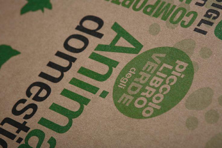 I piccoli libri verdi. Progetto editoriale e grafico Segni. http:www.sedint.it #green #books #pet #editorialproject #bio #graphicdesign #portfolio