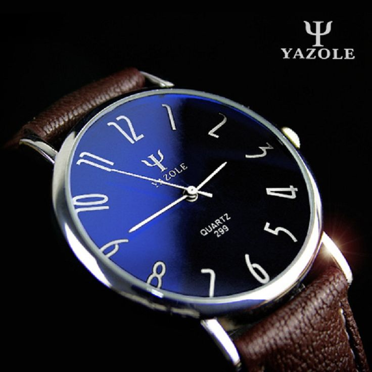 $2.84 (Buy here: https://alitems.com/g/1e8d114494ebda23ff8b16525dc3e8/?i=5&ulp=https%3A%2F%2Fwww.aliexpress.com%2Fitem%2FYazole-Quartz-Watch-Men-Casual-Business-Leather-Strap-Watches-Classic-Ultra-thin-Blue-Glass-Mens-Quartz%2F32708367240.html ) Yazole Quartz Watch Men Casual Business Leather Strap Watches Classic Ultra-thin Blue Glass Mens Quartz-watch Reloj Hombre for just $2.84
