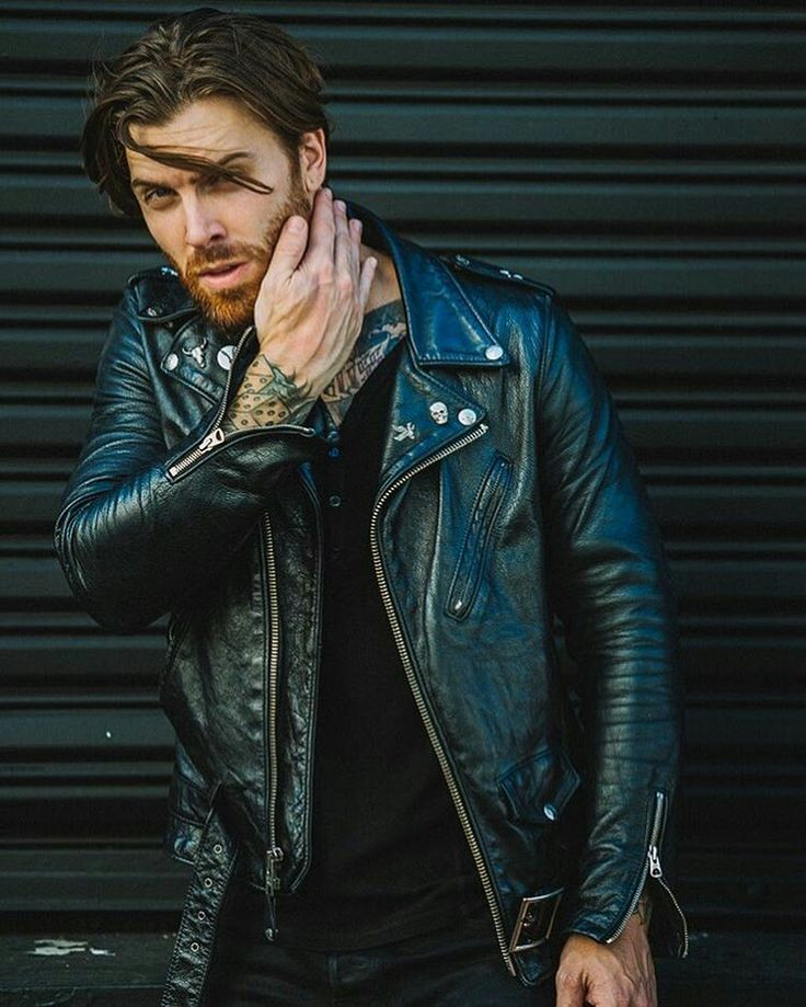 Schott one star leather jacket