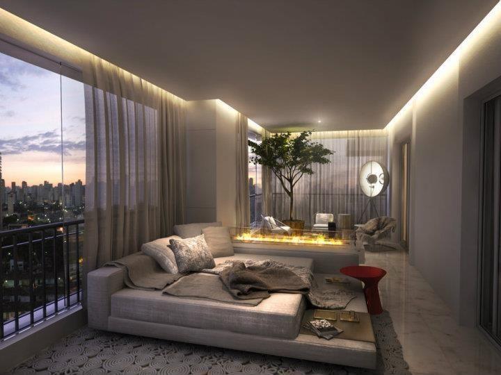 Las 25 mejores ideas sobre iluminaci n de la mesa de - Decoracion paredes salon moderno ...