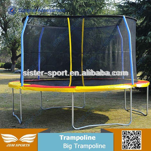 Cheap Kids Outdoor Gymnastics Spring Trampolines 14 Trampoline