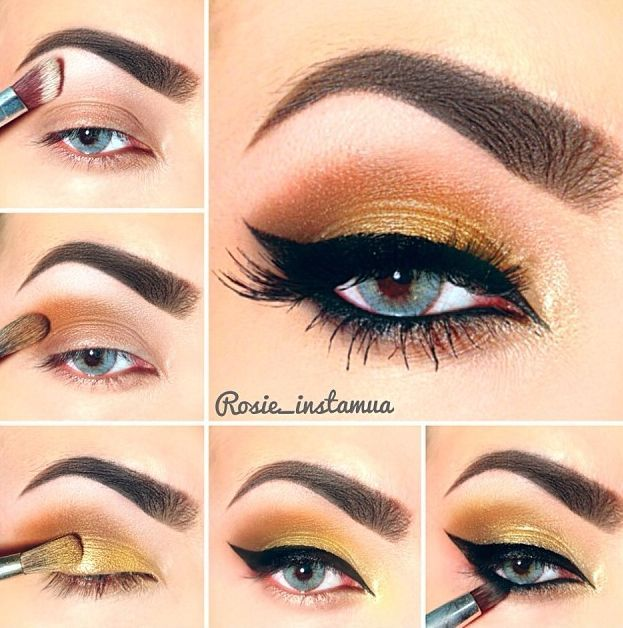 Eye Makeup Step By Step With Pictures | Makeup Tutorial For You