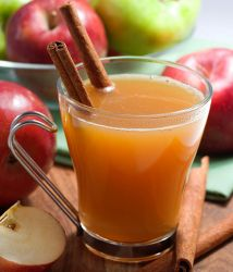 Carol's Spiced Cider is delicious slow cooker recipe for cider. Cloves, cinnamon sticks give sweet a warm flavor kick.