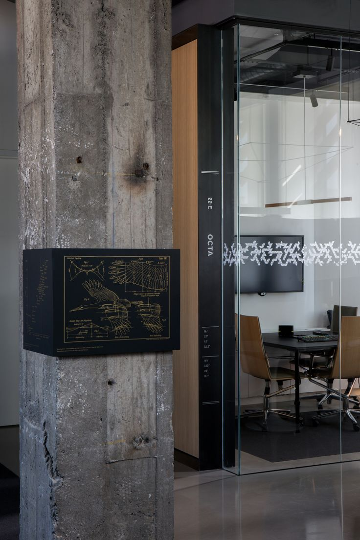 Bloomberg San Francisco Tech Hub Environmental Graphics & Wayfinding - by Volume Inc. / Core77 Design Awards