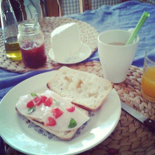 Desayunos mediterraneos