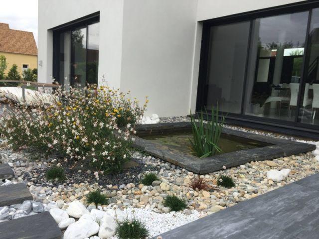 Un jardin japonais comme on les aime :)