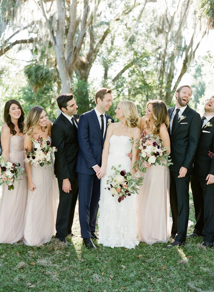 KT MERRY | Italy Inspired Destination Wedding | Montverde, Florida