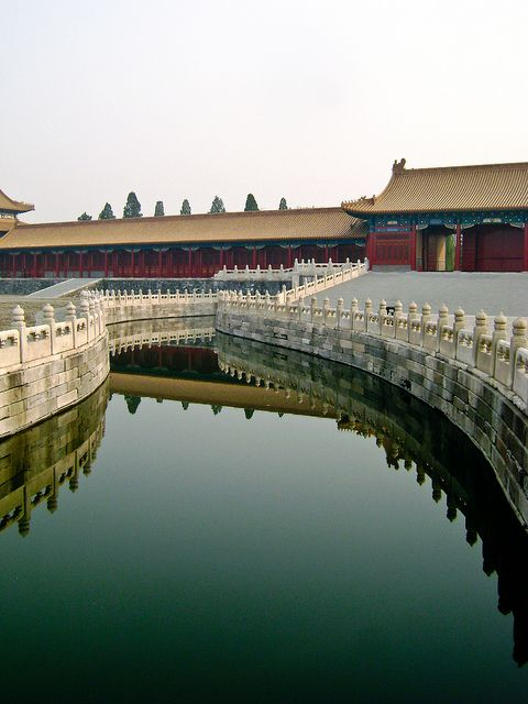 Best of the Forbidden Palace. Beijing, CHINA.   (by InspiredinDesMoines on Flickr.)