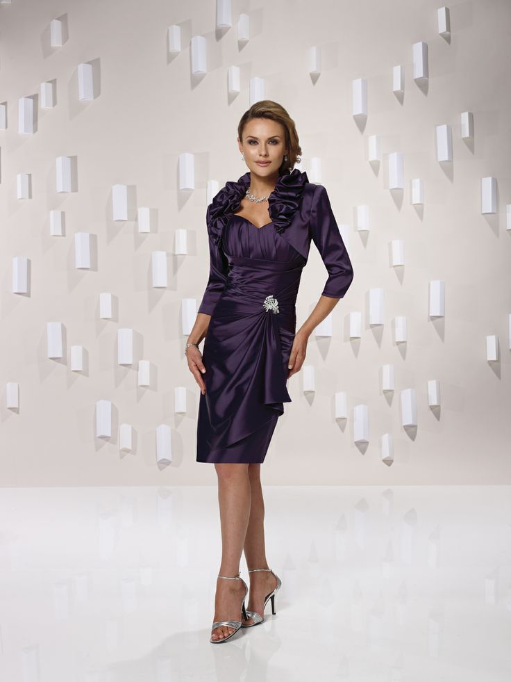 1000  images about Dresses for Mom on Pinterest - Mothers- Satin ...