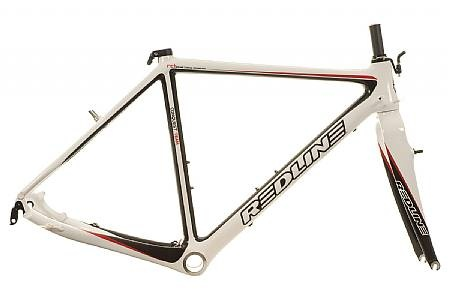 Redline Conquest Carbon Team Frameset - Serious performance and sub 1900g for frame, fork and headset