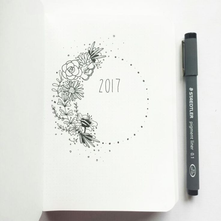 """331 Likes, 24 Comments -  Bullet Journaling  (@wolkenmeere) on Instagram: """"I've started with bullet Journaling today  Let's stay creative . . . . .  #bujo  #notebook…"""""""