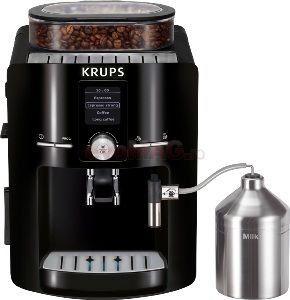 Espressor Krups EA8250PE, 1.8 l, 15 bari, negru