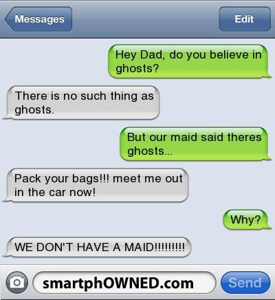 Page 29 - Awkward Parents - Autocorrect Fails and Funny Text Messages - SmartphOWNED