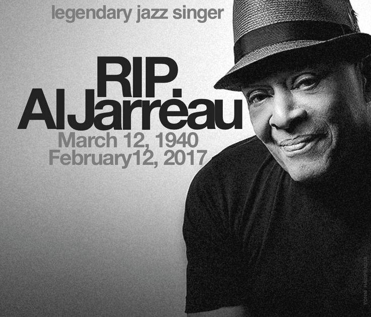 RIP Al Jarreau.