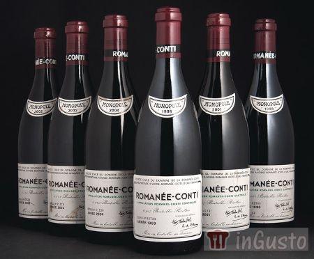 Falsificato il Romanée-Conti, il mitico Pinot Nero di Borgogna