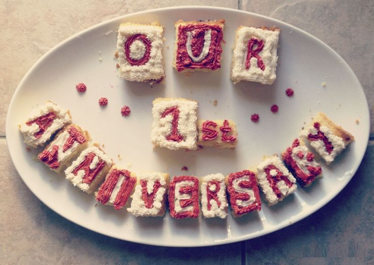 Image Result For First Wedding Anniversary