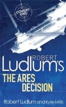 Robert Ludlum's The Ares Decision (Covert One Novel 8) By #KyleMills,  When a U.S. Special Forces team is wiped out by a group of normally peaceful farmers in Uganda, Covert-One operative Jon Smith is sent to investigate.   Video of the attack shows even women and children possessing almost supernatural speed and strength, consumed with a rage that makes them immune to pain, fear, and all but the most devastating injuries. Smith finds evidence of a parasitic infection