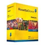 Rosetta Stone French Level 1-5 Set (CD-ROM)By Rosetta Stone
