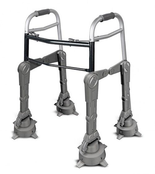 """""""Imperial Walker Walker"""": Old Age, Imperial Walker, Old Lady, Awesome, Atat Walker, Stars War, Funny, Starwars, At At Walker"""