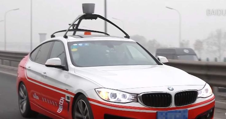 #Motor #Baidu #china China ofrecerá paseos turísticos en coches autónomos de Baidu