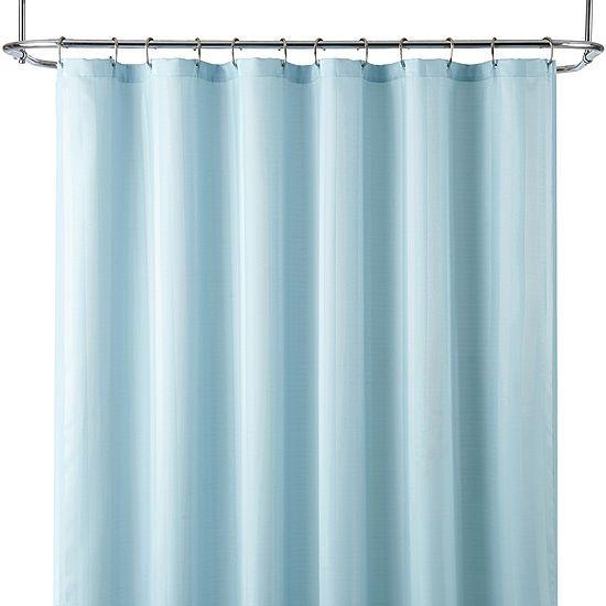 Maytex Caspian Shower Curtain Shower Curtain Curtains Shower