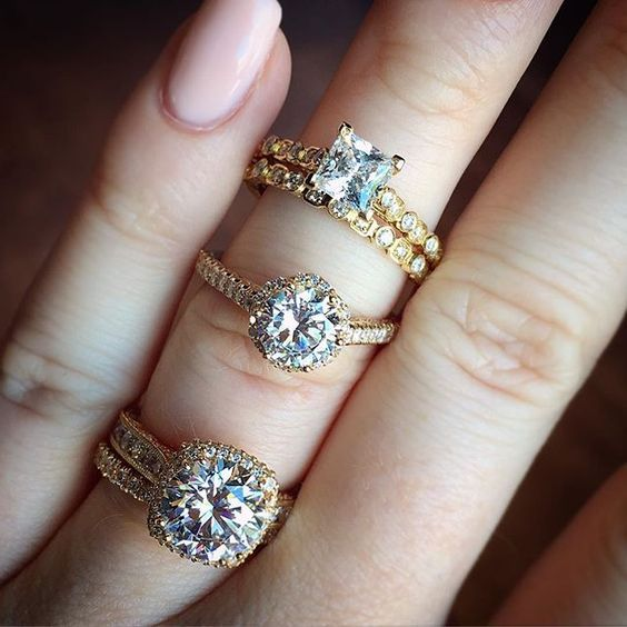 Trendy Do you need engagement ring insurance These Tacori engagement rings say