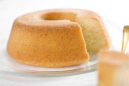 Luftig sockerkaka (förberedd friluftsmat)