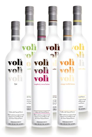 Low-Calorie Alcohol Brands:  Voli Vodka  Pama  Devotion Vodka  Ty Ku  Domaine de Canton  360 Vodka  X-Rated Fusion Liqueur  VeeV Açaí Spirit  Fair Spirits  Haamonii Shochu    http://www.fitsugar.com/Low-Calorie-Alcohol-Brands-15137568?slide=8#./Low-Calorie-Alcohol-Brands-15137568?&_suid=135613873880706263786236614077