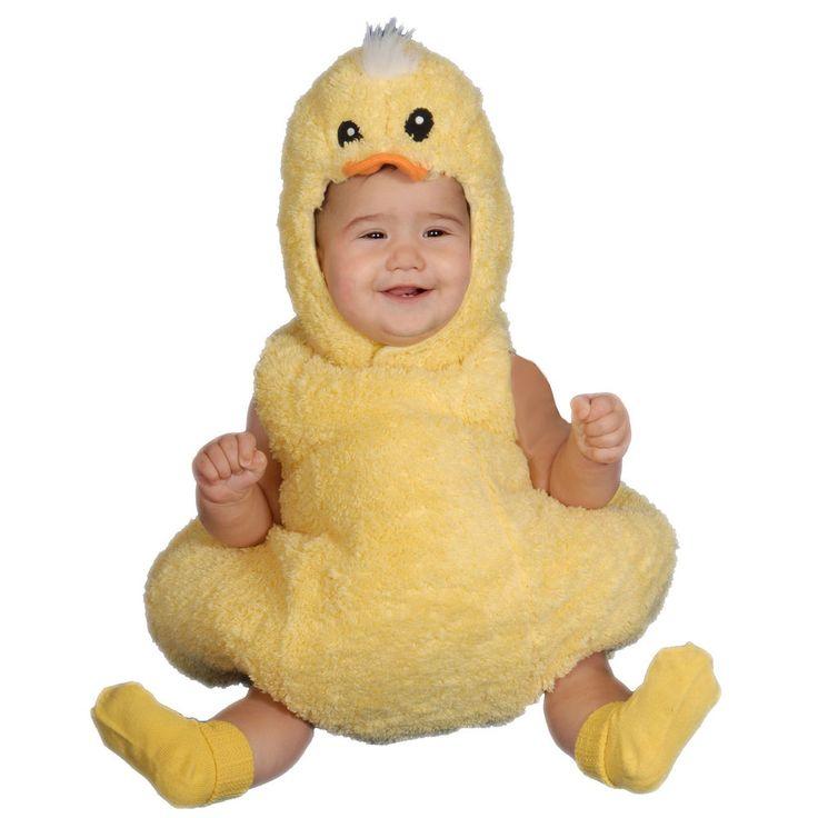 Cute Little Baby Duck Costume #DressUpAmerica #CompleteCostume