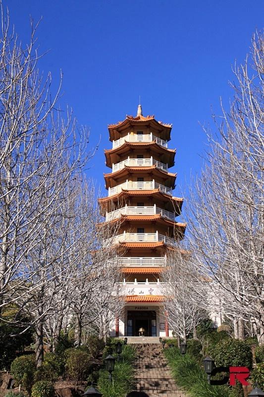 Nan Tien Temple - A Buddhist Temple located in Berkeley, Australia