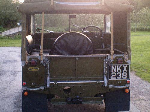 Land Rover Series 1 | Barton Farm #4 | John | Flickr