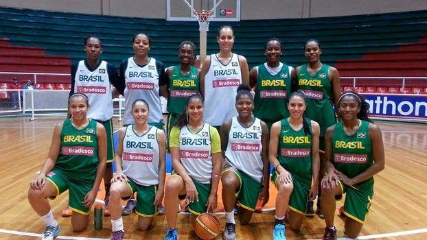 Blog Esportivo do Suíço: Brasil massacra Equador no Sul-Americano de basquete