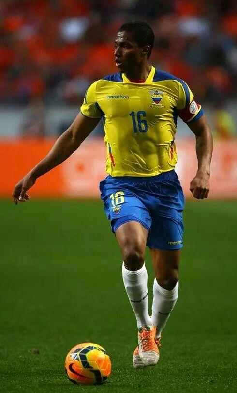 Antonio Valencia-Ecuador