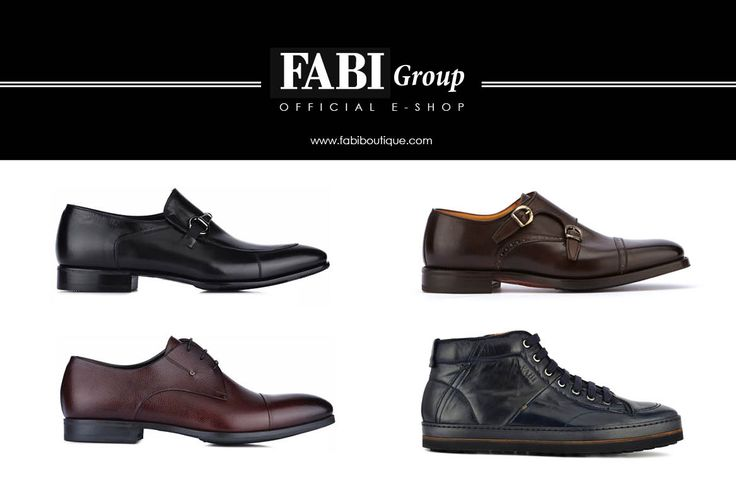The online #store by Fabi, proposes always new collections of Made in Italy leather #footwear.