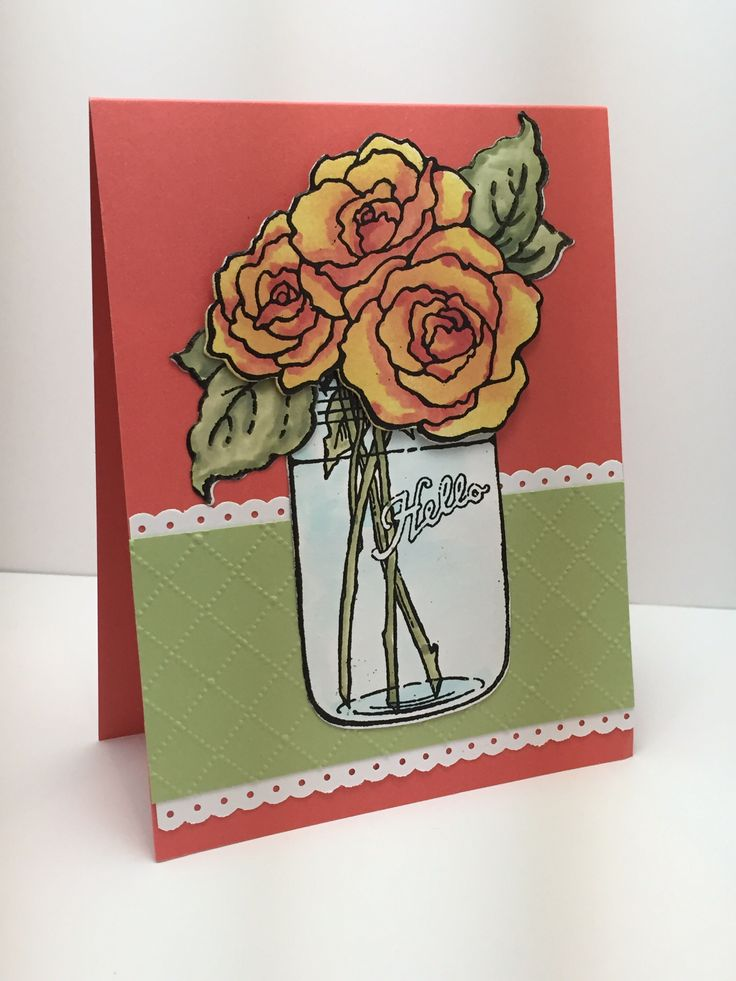 17 Best Images About Cards Stampendous On Pinterest
