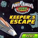 Power Ranger Dino Charge Keepers Escape