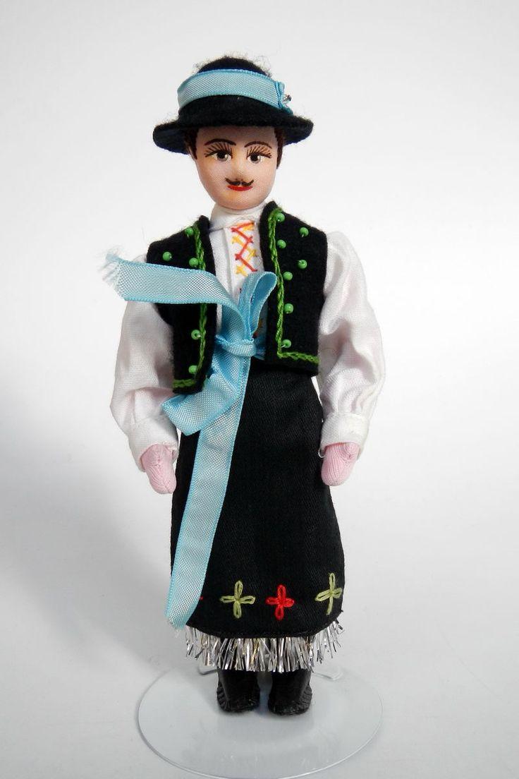 Hungary | Doll from Kazar
