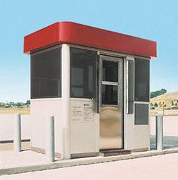 PK-435 Parking Booth