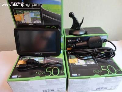 Garmin Nuvi 50LM Blitz survey menjual berbagai macam merek GPS dengan harga yang bersaing dan kami berikan garansi selama 1 tahun. Kami juga berikan Gratis antar khusus wilayah Jakarta. Berikut GPS yang tersedia di kami... http://iklanpagi.com