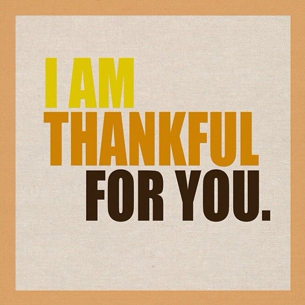 Thankful For All My Followers My Daughter Thankful