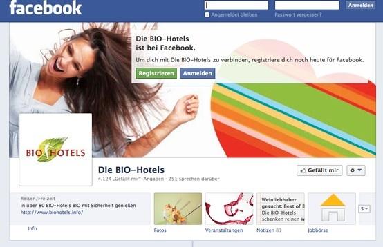 https://www.facebook.com/biohotels #facebook #biohotels