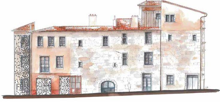 Investissez dans un Monument Historique ! Un des joyaux du patrimoine du Vieux Lyon