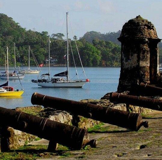 Portobelo Colón. Panamá