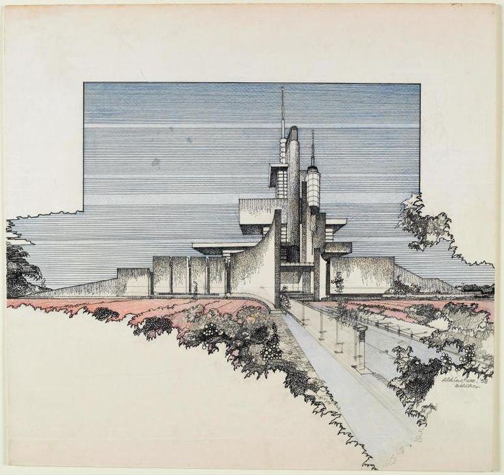 L'œuvre Bibliothèque - Centre Pompidou