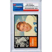 Alex Karras Detroit Lions 1962 Topps #58 Card
